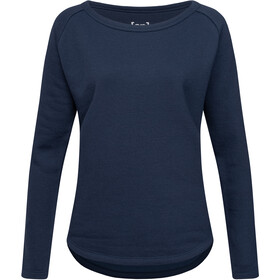 super.natural Knit Sweater Dames, blue iris melange